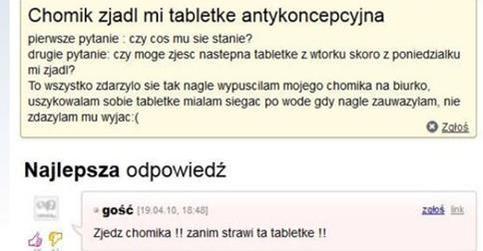 cośDla
