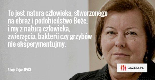 Alicja_Zajac__PiS__podczas_debaty_w_Senacie