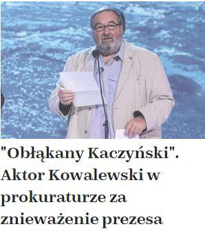 obłąkanyKaczyński