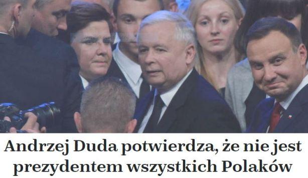 andzrejDudaPotwierdza