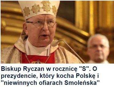 biskupRyczanWrocznicę