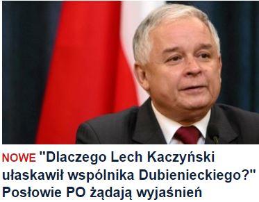 dlaczegoLechKaczyński