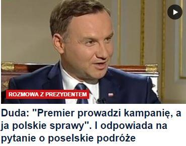 dudaPremierprowadzi