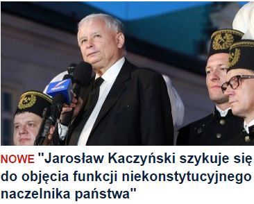 jarosławKaczyńskiSzykujeSię