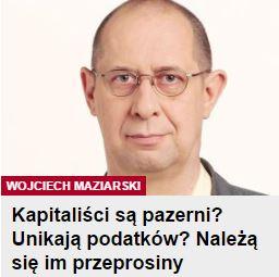 kapitaliściSąPazerni