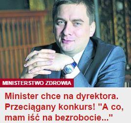 ministerChceNaDyrektora