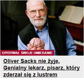 oliverSaksNieżyje