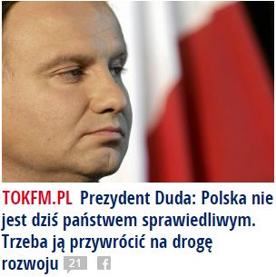 prezydentDudaPolska