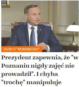 prezydentZapewnia