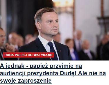aJednakPapież