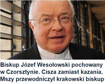 biskupJózefWesołowski