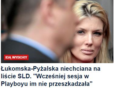 ŁukomskaPyżalskaNiechciana