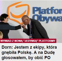 dornJestem