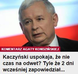 KaczyńskiUspakaja
