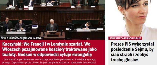 kaczyńskiWeFrancji