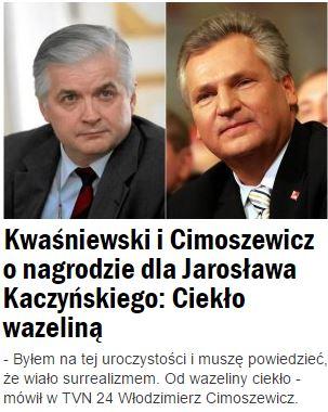 kwaśniewskiIcimoszewicz