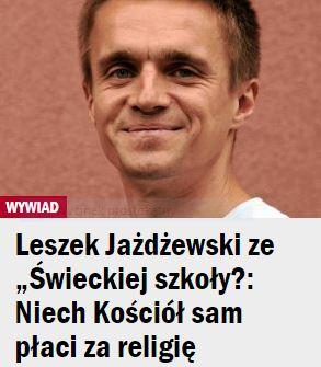 leszekJażdżewskizeSzkołyŚwieckiej