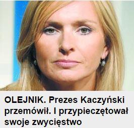 olejnikPrezesKaczyński