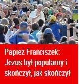 papieżFranciszekJezus