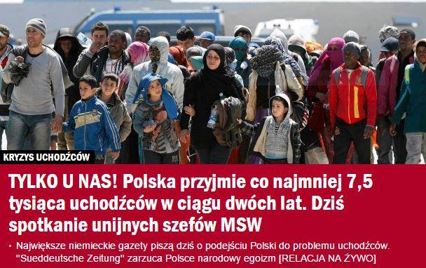 PolskaPrzyjmieCoNajmniej