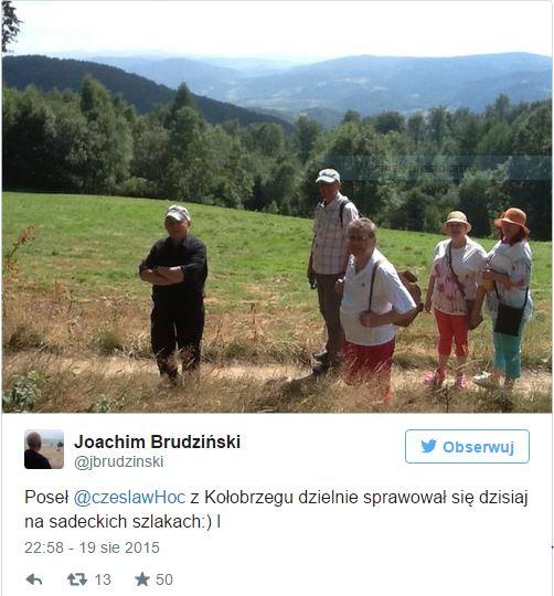 posełCzesławHoczKołobrzegu