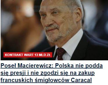 posełMacierewicz