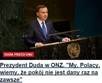 prezydentDudawONZ