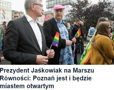 prezydentJaśkowiakPoznań