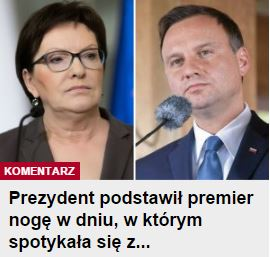 prezydentPodstawil
