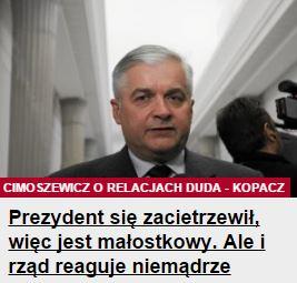 prezydentSięZacietrzewil