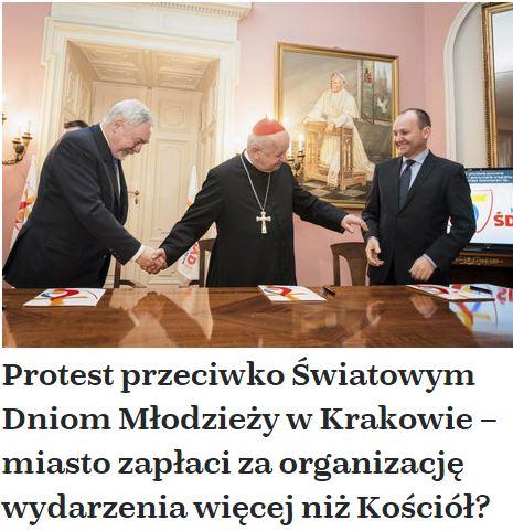 protestPrzeciwko