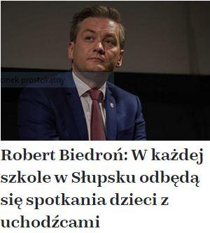 robertBiedrońWkażdej
