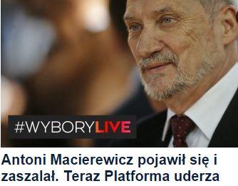 aNtoniMacierewiczPojawiłSię