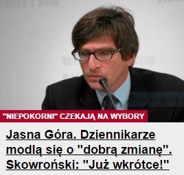 JasnaGóraDziennikarze