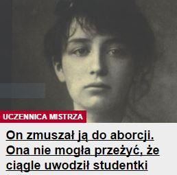 onZmuszałJą