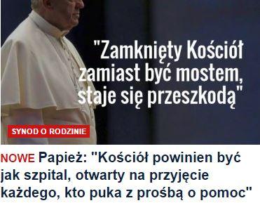 PapieżKościół