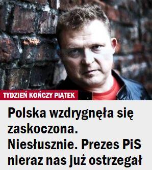 polskaWzdrygnęła