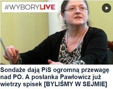 sondażeDająPiS