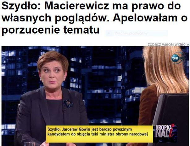 szydłoMacierewicz
