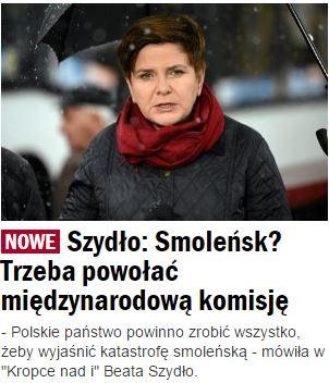 szydłoSmoleńsk
