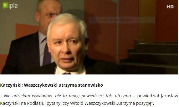 kaczyńskiWaszczykowski