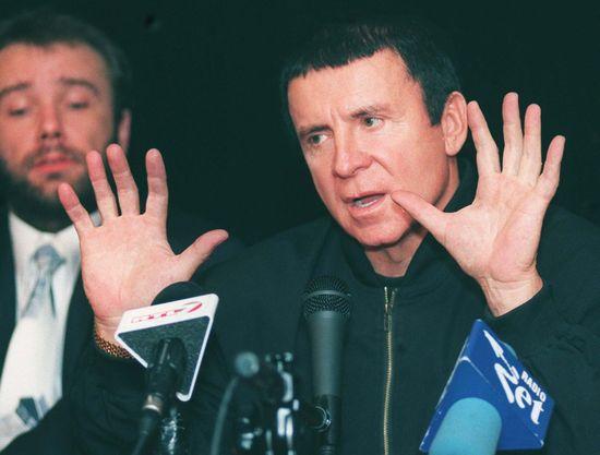 Anatolij Kaszpirowski.